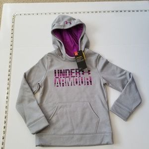 NWT Girl Under Armour Water Resistant